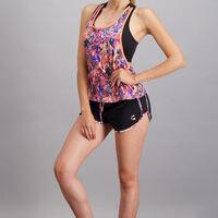 Keylook Charly para Dama Coral Fitness