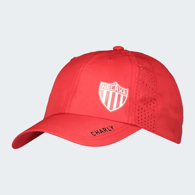 Gorra Charly Fútbol Training Necaxa