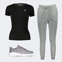 Key Look Charly Pink and Grey para Mujer