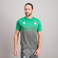 Playera Polo Sport Concentración Santos para Hombre