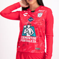 Pachuca Home Feminine League Goalkeeper 2020/21 Jersey