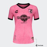 Jersey Querétaro Rosa Edición Especial Liga Femenil