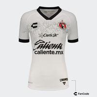 Jersey Xolos Visita Liga Femenil 2021/22