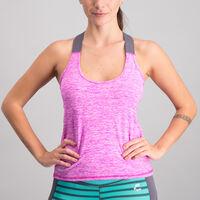 Playera Charly Tank Sport Fitness Mujer