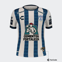 Pachuca Home Jersey for Boys 2021/22