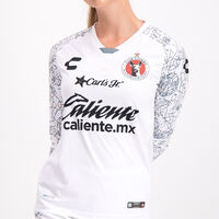 Xolos Home Goalkeeper LS Feminine League 2020/21 Jersey