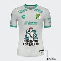 León Away Jersey for Men 2021/22