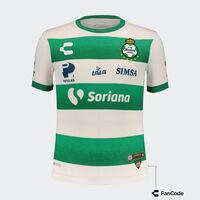 Santos Home Jersey for Boys 2021/22