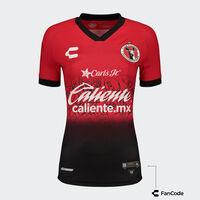 Jersey Xolos Local Liga Femenil 2021/22