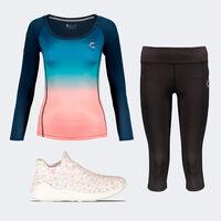 Key Look Charly Sport Sunset para Mujer