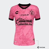 Xolos Pink Women's League Special Edition Jersey