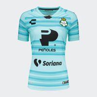 Jersey Santos Alterno Portero Liga Femenil 2020/21