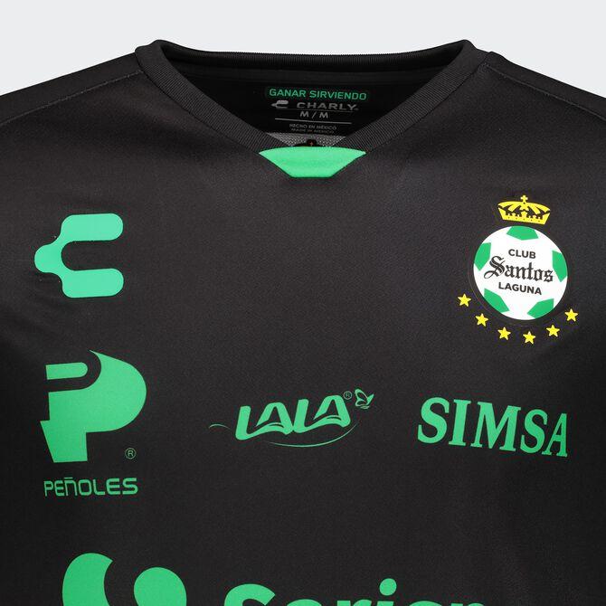 Santos Away LS 2020/21 Jersey for Men