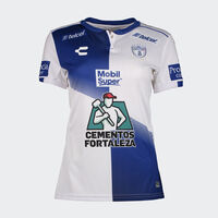 Kit Charly Jersey Pachuca Local 18-19 Mujer y Niño