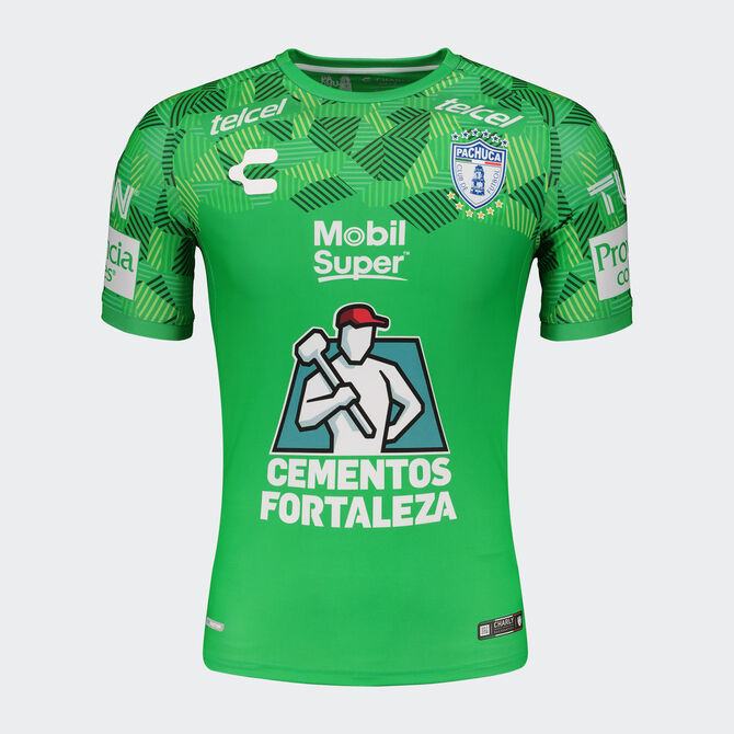 Pachuca Away Goalkeeper 2020/21 Jersey for Men