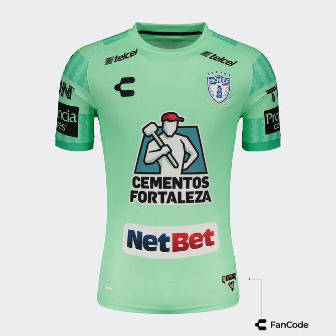 Pachuca Away Goalkeeper Jersey for Men 2021/22