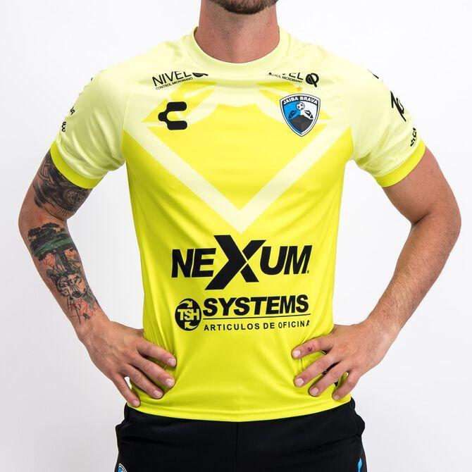 Tampico Madero Home Goalkeeper Jersey for Men 2021/22