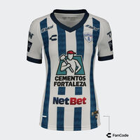 Pachuca Home Jersey for Women 2021/22