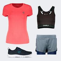 Key Look Charly Sport Femenine para Mujer