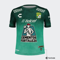 León Home Jersey for Boys 2021/22