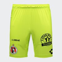 Xolos Away Goalkeeper Shorts 2020/21 for Men