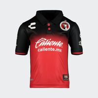 Jersey Charly Xolos Local 17-18 para Niño