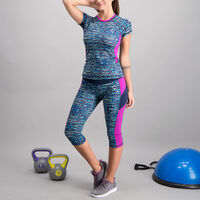 Key Look Charly para Dama Fitness Woman
