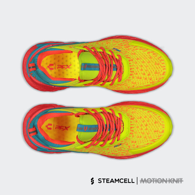 Charly Vigorate PFX Running Active Sports Shoes for Women