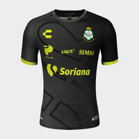 Santos Home Goalkeeper 2020/21 Jersey for Men