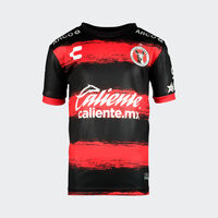 Jersey Charly Xolos Local 18-19 para Niño