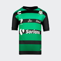Jersey Santos Visita para Niño 2018/19