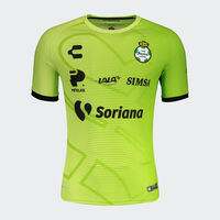 Santos Third Goalkeeper 2020/21 Jersey for Men