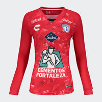 Jersey Pachuca Local ML Portero  Femenil 2020/21