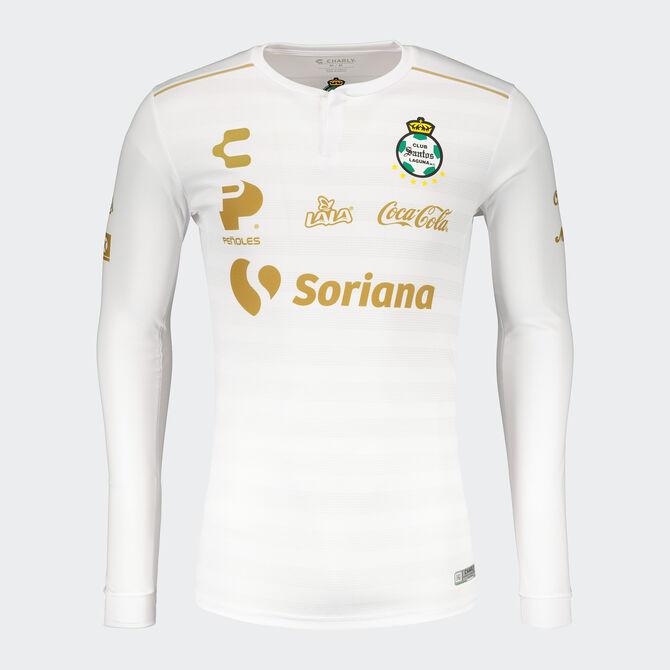Jersey Santos Alterno ML para Hombre 2019/20