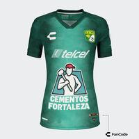 Jersey León Local Liga Femenil 2021/22