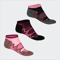 Calcetines Charly Sport Running PFX 3 Pack para Mujer
