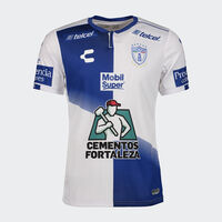 Kit Charly Jersey Pachuca Local 18-19 Hombre y Niño