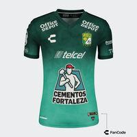 León Home Jersey for Men 2021/22