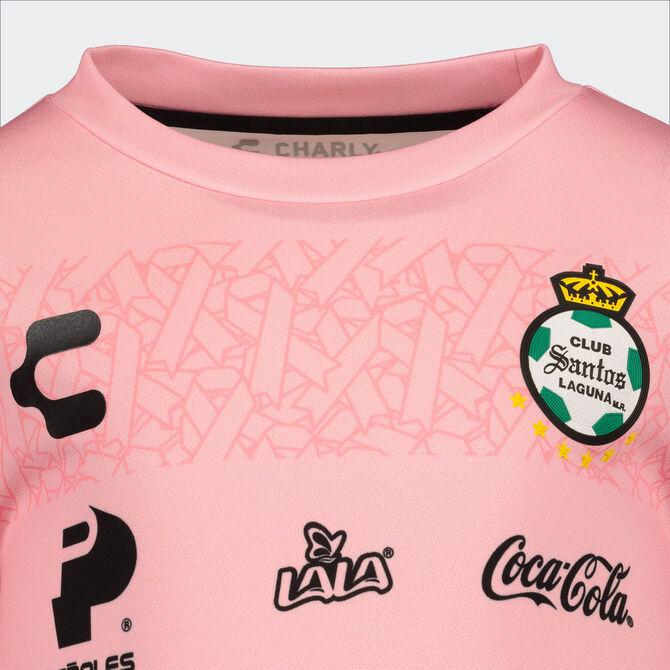 Jersey Santos Rosa Edición Especial para Niño 2019/20