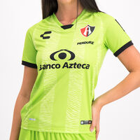 Jersey Atlas Local Portero Liga Femenil 2020/21