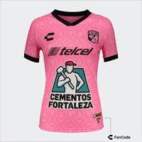 León Pink Women's League Special Edition Jersey
