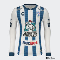 Pachuca Away Long Sleeve Jersey for Men 2021/22