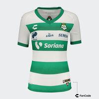 Santos Home Jersey for Women 2021/22
