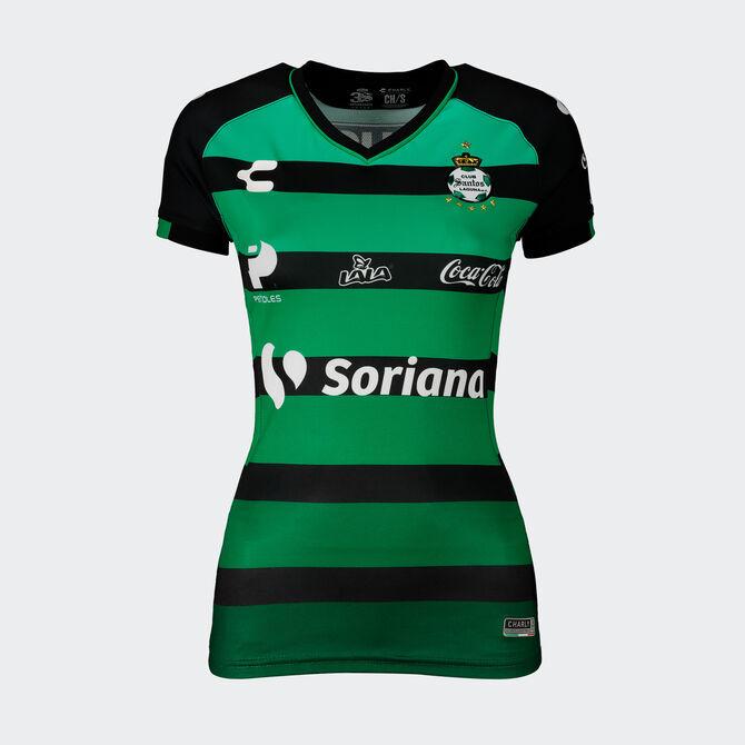 Jersey Santos Visita para Mujer 2018/19