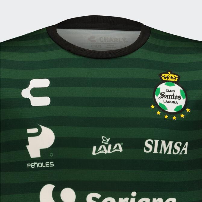 Santos Away Jersey for Boys 2021/22