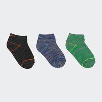 Calcetines Charly City Moda 3 Pack para Niño