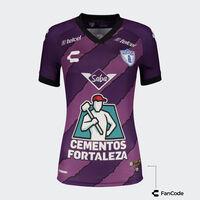 Pachuca Home Women's League Jersey 2021/22