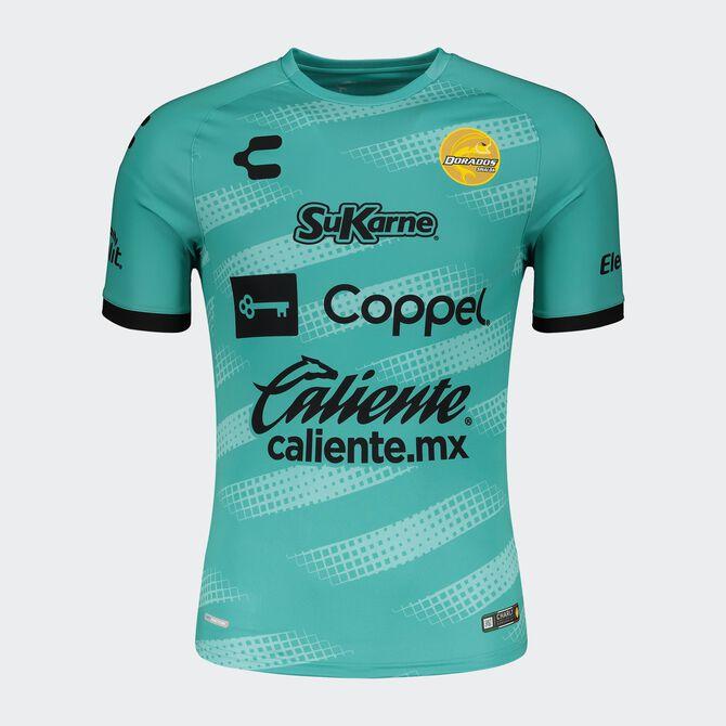 Dorados Home Goalkeeper 2020/21 Jersey for Men