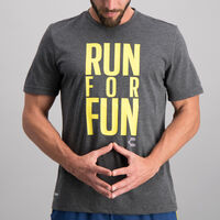 Playera Charly Sport Running para Hombre