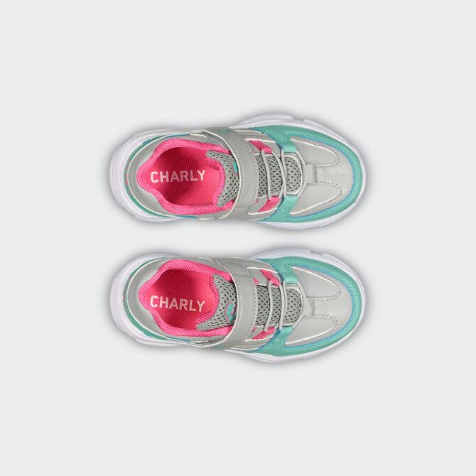 Tenis Charly City Fashion Sport  para Niña